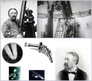 Dr. Balázs Lajos csillagász előadása Konkoly-Thege Miklósról @ Vas megyei TIT Egyesület | Szombathely | Vas | Magyarország