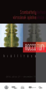 Rocco Turi kiállításmegnyitó