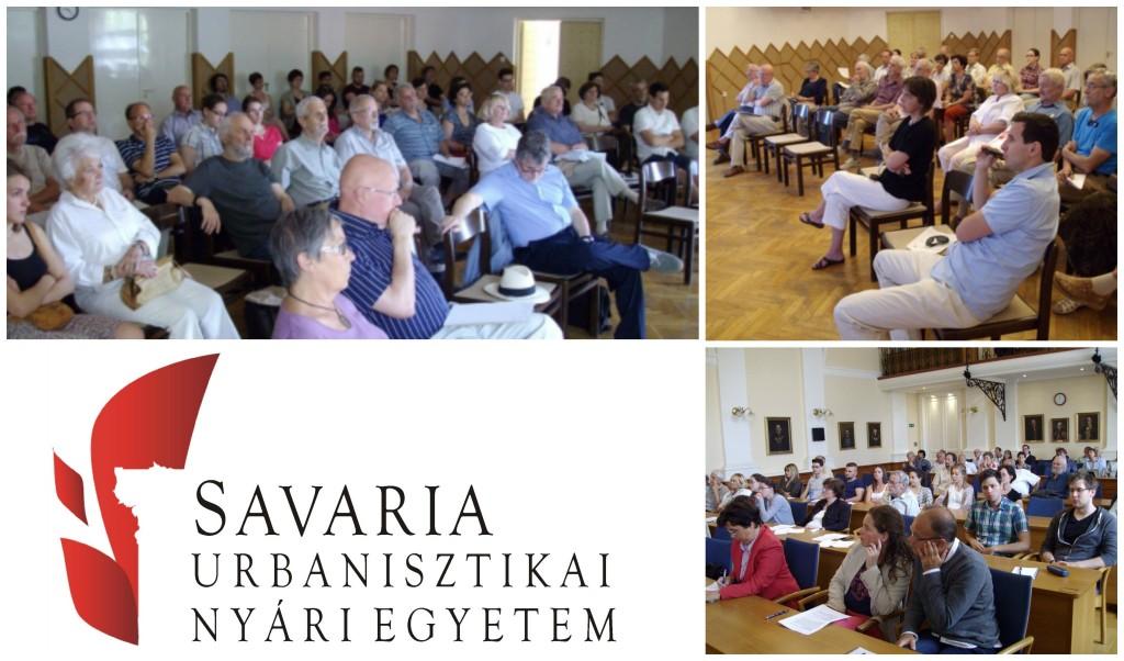 49. Savaria Urbanisztikai Nyári Egyetem és 6. Tervező Tábor