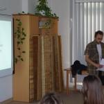 Magyar nyelv heti előadás a megyei könyvtárban